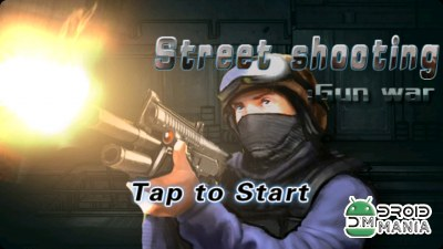 Скриншот Street Shooting Gun War №1