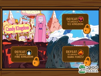 Скриншот Adventure Time Blind Finned 2 №3