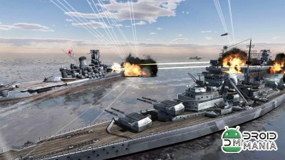 Скриншот Call Of Warships: World Duty №1