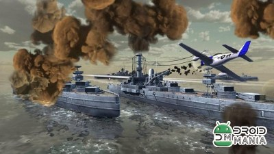 Скриншот Call Of Warships: World Duty №2