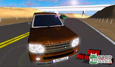 Скриншот Rally SUV Racing All Road 3D №1
