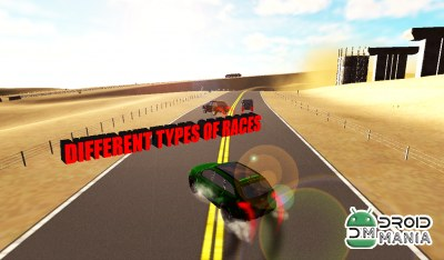 Скриншот Rally SUV Racing All Road 3D №4