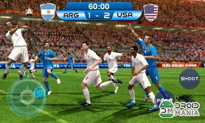 Скриншот Play Real Football 2014 Brazil №1