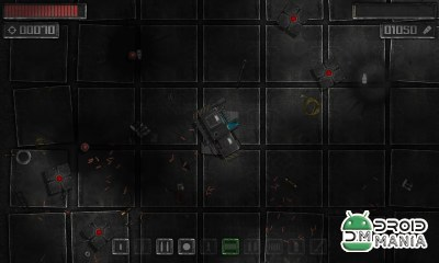 Скриншот CYBER SHOOTER: DROID RUSH №2