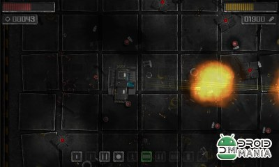 Скриншот CYBER SHOOTER: DROID RUSH №3