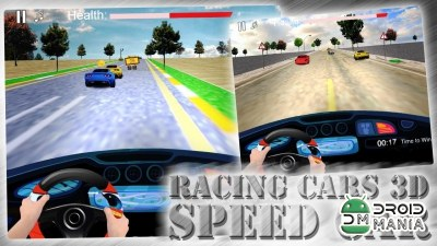 Скриншот Racing Cars 3D - Speed Car №4
