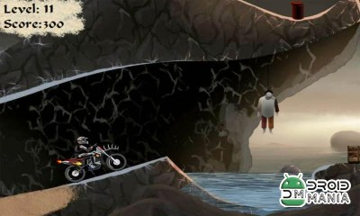 Скриншот Death Biker - Racing Moto №3