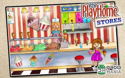 Скриншот My PlayHome Stores №1
