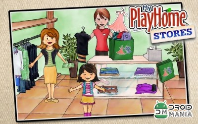 Скриншот My PlayHome Stores №2