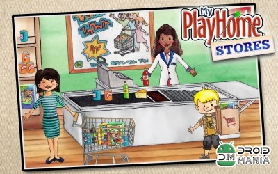 Скриншот My PlayHome Stores №3