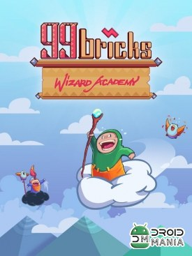 Скриншот 99 Bricks Wizard Academy №1
