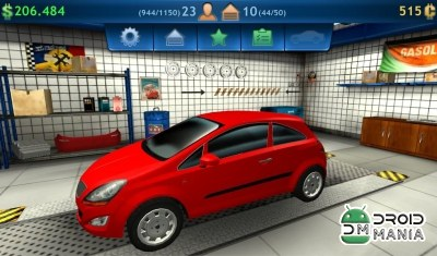 Скриншот Car Mechanic Simulator 2014 №4