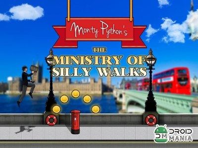 Скриншот The Ministry of Silly Walks №1