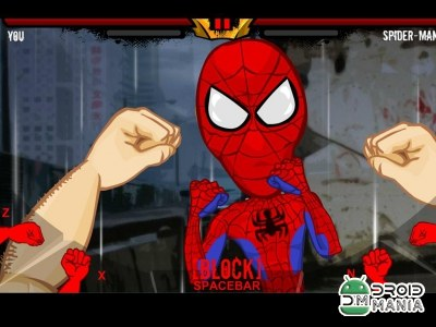 Скриншот Epic Celeb Brawl - Spiderman №1
