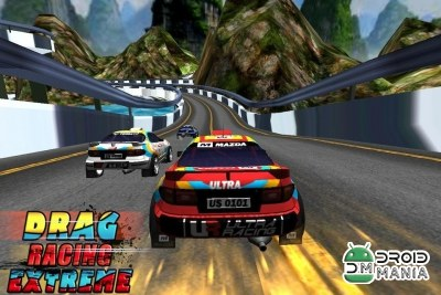 Скриншот Drag Racing Extreme (3D Game) №1
