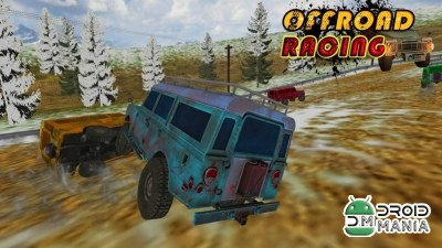 Скриншот Offroad Racing (3D Game) №2