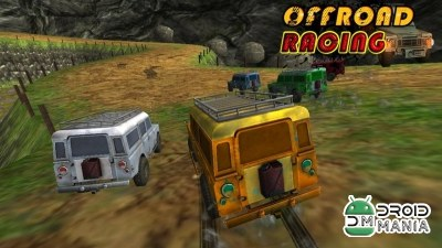 Скриншот Offroad Racing (3D Game) №3