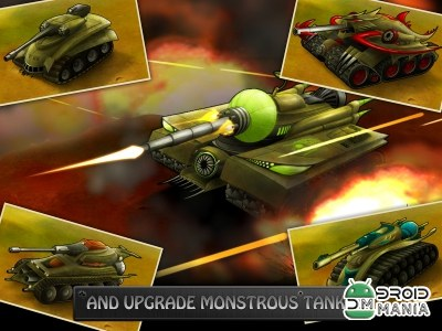 Скриншот Tank Fighter Missions №2