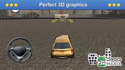 Скриншот Classic Car Parking 3D №4