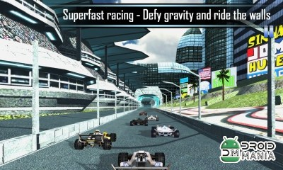 Скриншот Formula Force Racing №3