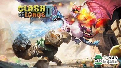 Скриншот Clash of Lords 2 №1