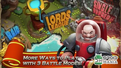 Скриншот Clash of Lords 2 №4