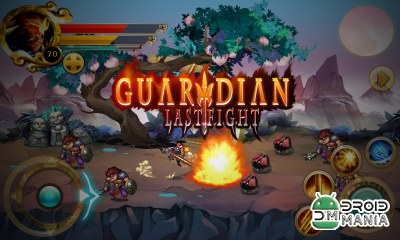 Скриншот Guardian Last Fight №4