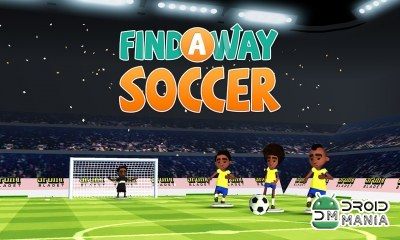Скриншот Find a Way Soccer №1