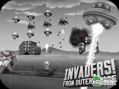 Скриншот Invaders! From Outer Space №1