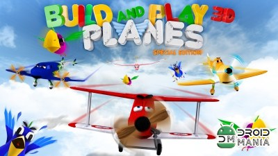 Скриншот Build and Play 3D Planes Edition №1