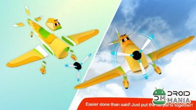 Скриншот Build and Play 3D Planes Edition №2