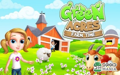 Скриншот Green Acres - Farm Time №1