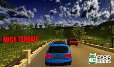 Скриншот Rally SUV Racing All Road 3D №3