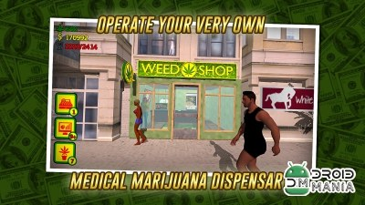 Скриншот Weed Shop The Game №1