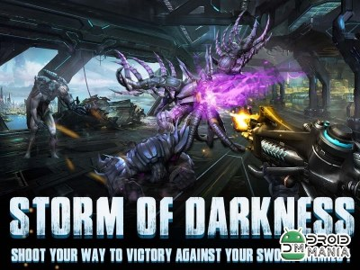Скриншот Storm of Darkness №2