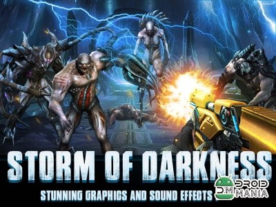 Скриншот Storm of Darkness №4