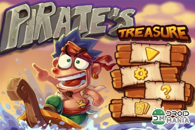Скриншот Pirate's Treasure №1