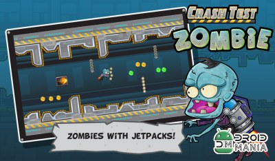 Скриншот Crash Test Zombie №2