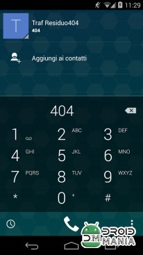 Скриншот CM10/CM11 Transparent Theme №2