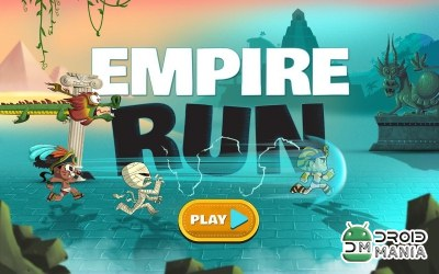 Скриншот Empire Run №1