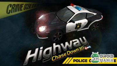 Скриншот HIGHWAY CHASE DOWN 3D №3