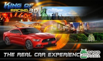 Скриншот KING OF RACING 3D №4