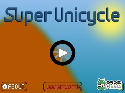 Скриншот Super Unicycle №1