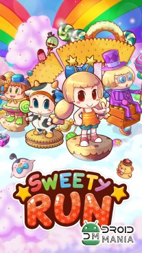 Скриншот Sweety Run №1