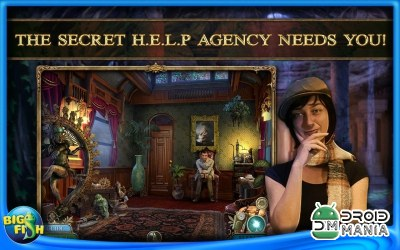 Скриншот Hidden Expedition: Smithsonian Hope Diamon №1