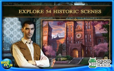Скриншот Hidden Expedition: Smithsonian Hope Diamon №2