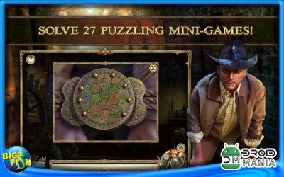 Скриншот Hidden Expedition: Smithsonian Hope Diamon №3