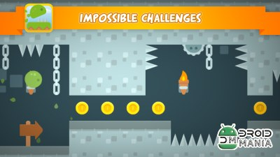 Скриншот Splashy Slime Impossible Game №2
