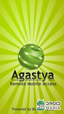 Скриншот Agastya (Remote Mobile Access) №2