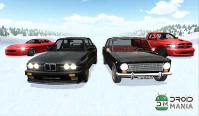 Скриншот Russian Winter Traffic Racer №3